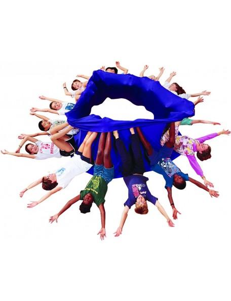 Jeu de l'anneau de coopération, matériel de jeu de coopération pour les enfants et les adolescents