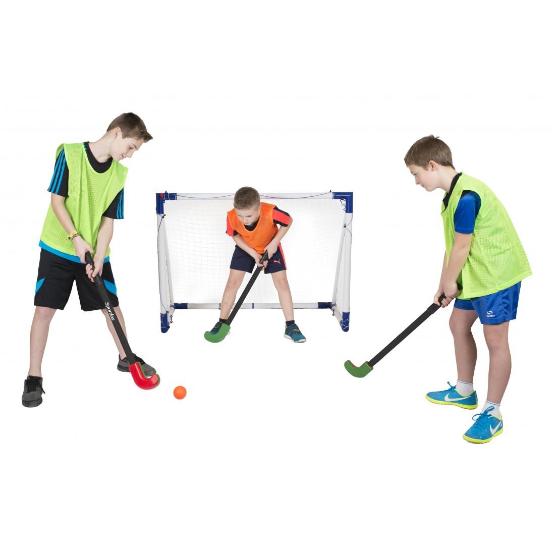 Crosses de Hockey sur gazon pour jeux de hockey sur gazon scolaire
