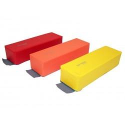 Lot de 3 tapis d'équilibre Sarneige, matériel de motricité pour école maternelle, clubs