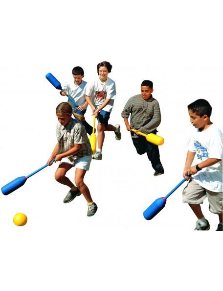 Matériel de jeu de polo educatif Ball bouncer marque Spordas pour les jeux sportifs de polo pour enfants