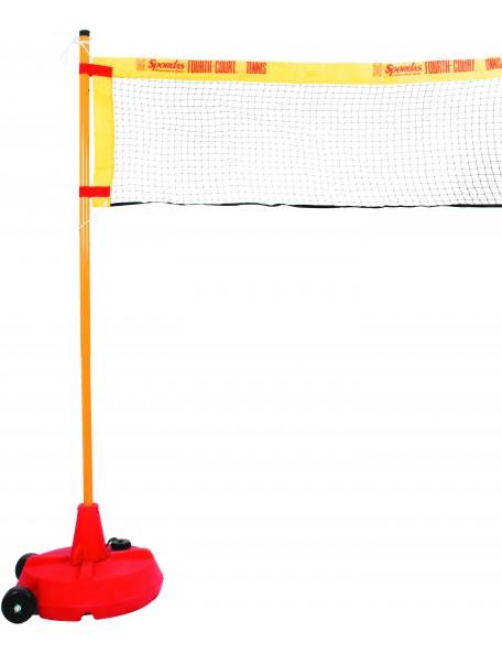Filet de tennis facilement ajustable de marque Spordas