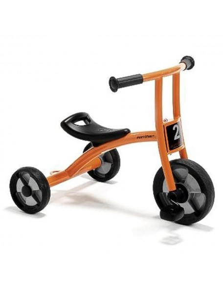Tricycle Circle 2-4 ans Winther, cycle roulant scolaire