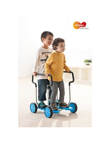 Taxi roller pour enfant, matériel de glisse et de cycle scolaire à acheter pas cher