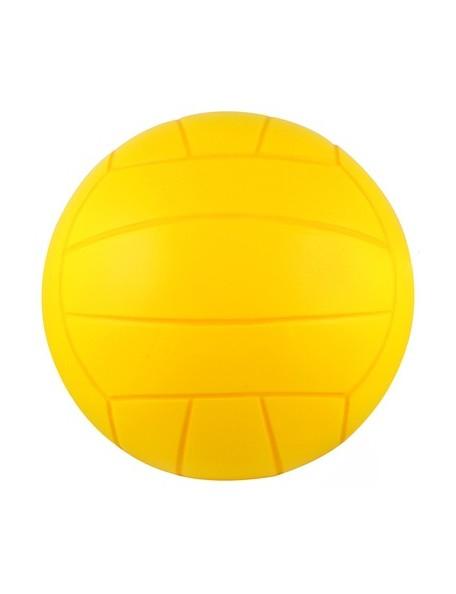 Ballon en mousse Spordas pour jouer au volley-ball. Ballon en mousse dense résistant diamètre 20 cm poids 230 g