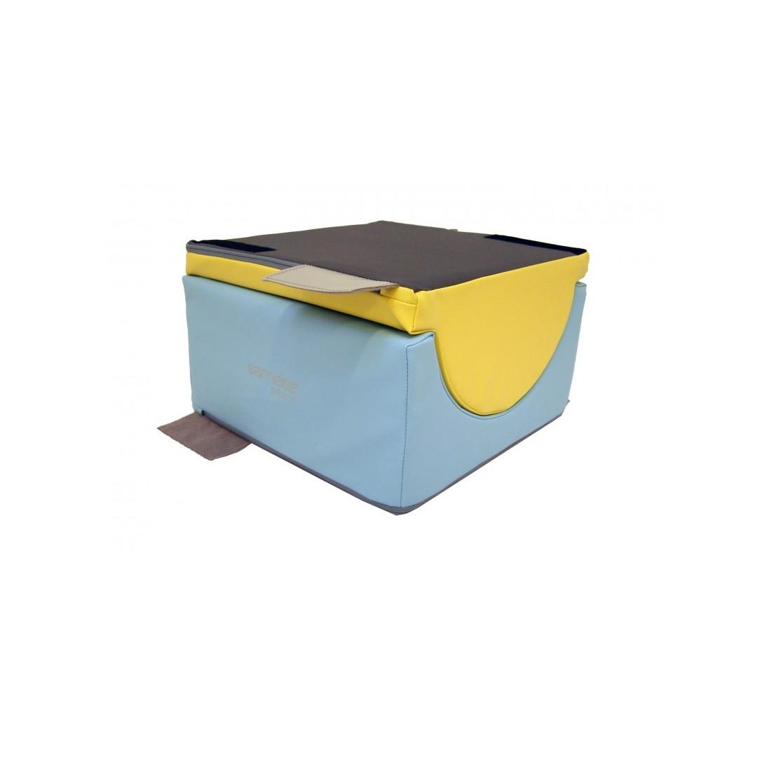 Module boîte à vagues Sarneige. Boîte à vagues de motricité Sarneige à acheter pas cher.