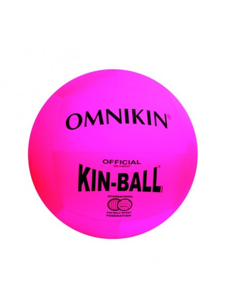 Ballon géant officiel de Kin-ball Omnikin rose