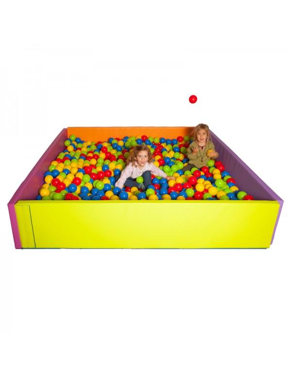 piscine balles en mousse sumo didactic pour enfants en cr che