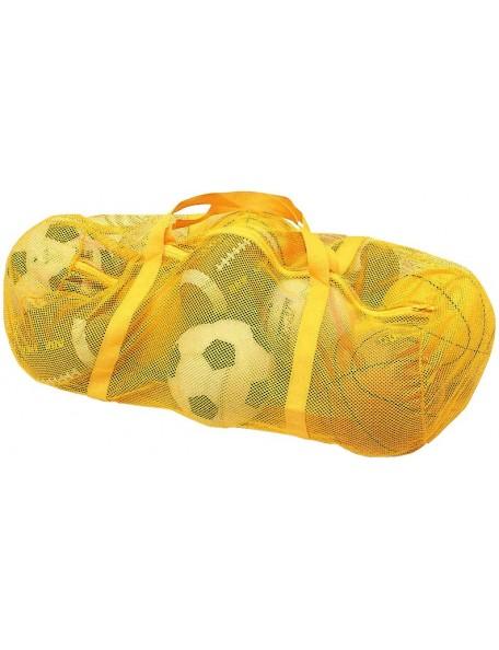 Sac-filet géant de sport pour rangement de ballons, chasubles, affaires de sport