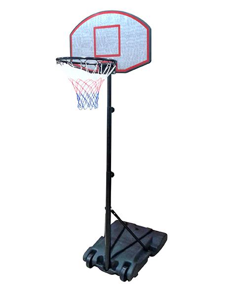 Panier de basket-ball mobile et réglable en hauteur pour basket enfants et scolaires
