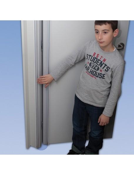Protection enfants pour ne pas se pincer les doigts avec les portes. Protection anti-pince doigts avec portes pour enfants