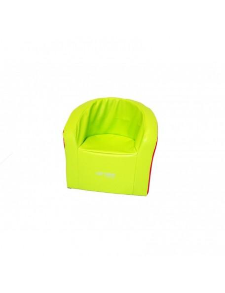 Fauteuil cambridge Sarneige en mousse hauteur d'assise 25 cm pour les enfants en crèche