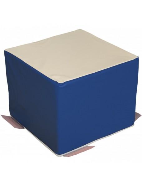 Module Cube de motricité sans pvc Sarneige en mousse Maternelle.