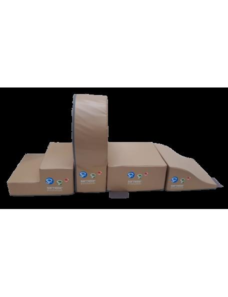 kit-tiago-de-motricite-pour-bebe Sarneige. Ensemble de modules de motricité Tiago