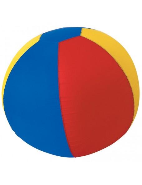 Ballon géant gonflable pour jouer au kin-ball. Ballon géant 1er prix à acheter pas cher, couleurs multicolore.