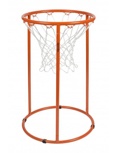 Panier de basket-ball portable Spordas Hoop. Panier de basket léger et transportable pour jeux sportifs des enfants