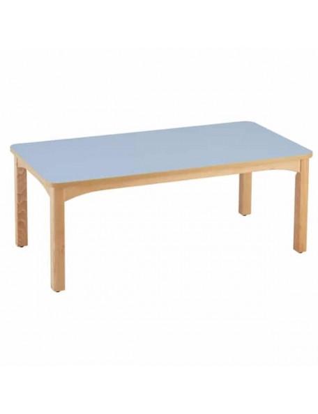 Table rectangulaire pour enfants