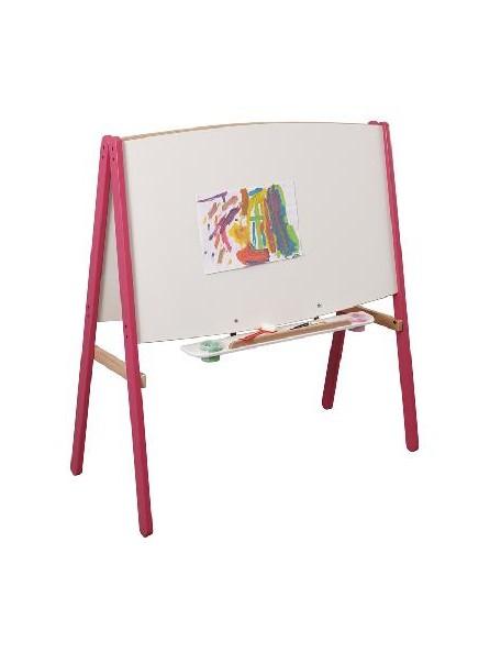 Chevalet à peinture double face 120 cm