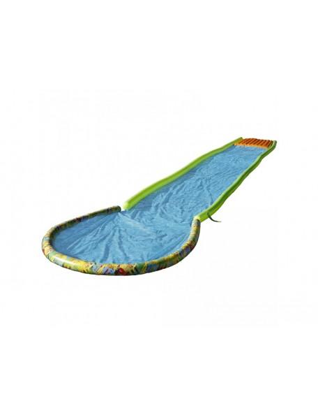 SLACKERS WATER SLIDE 10 Mètres pour les jeux d'eau des enfants. Slackers water slide pour la glisse nautique en jeux d'extérieur