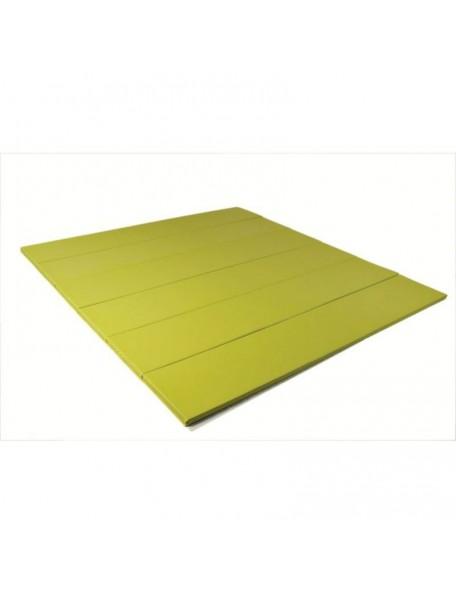 Surface d'évolution repliable couleur vert pistache - 1