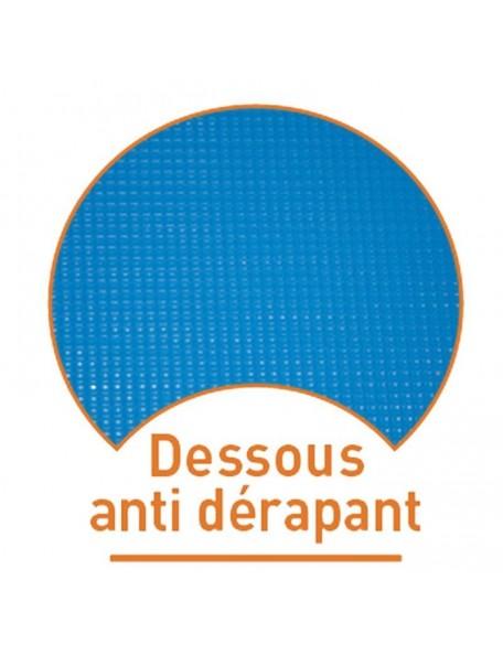 Surface d'évolution repliable couleur orange abricot - 5