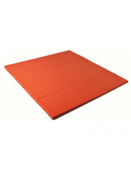 Surface d'évolution repliable couleur orange abricot - 1
