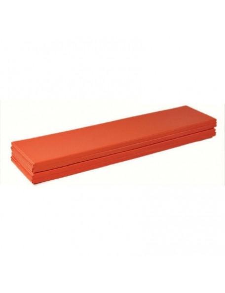 Surface d'évolution repliable couleur orange abricot - 2