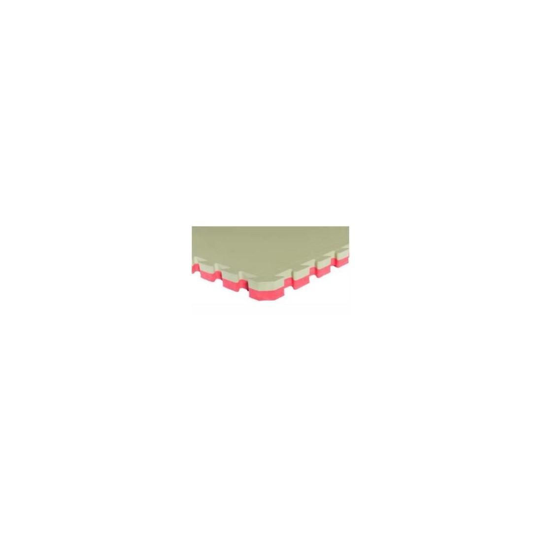 Dalle amortissante de karaté Sarneige épaisseur 4 cm