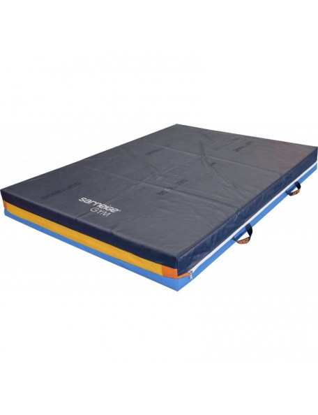 Matelas de chute Sarneige pour la gymnastique. Matelas tapis épais pour la réceptuion des activités de gymnastique