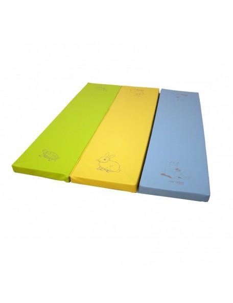 Aire d'évolution figurative Sarneige, tapis en mousse pour la gymnastique enfants