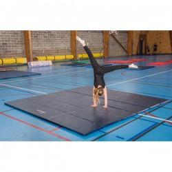Aire d'évolution de gymnastique Sarneige en mousse. Matériel pour la gymnastique avec l'aire d'évolution Sarneige