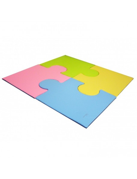 Tapis de sol puzzle en mousse Sarneige, tapis confortable pour protéger les enfants