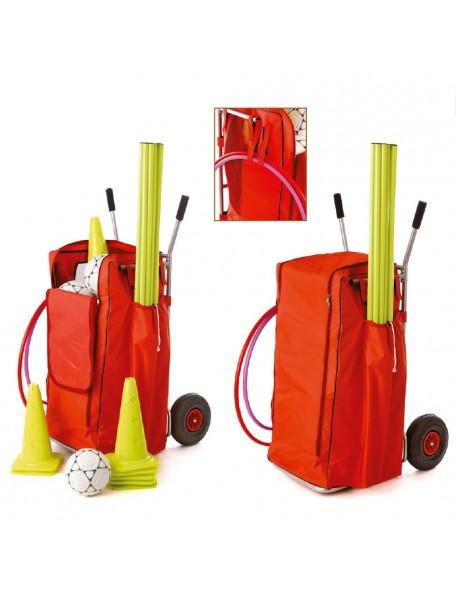 Trolley bag, chariot diable de sport - 1