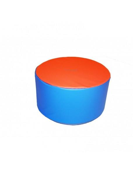 Pouf table en mousse Sarneige 32 cm pour enfants de maternelle