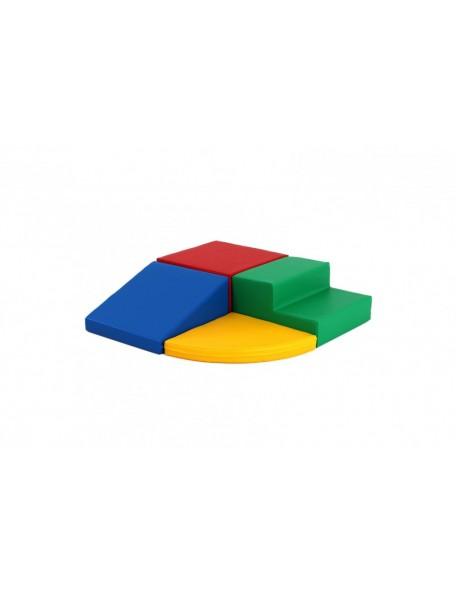 Kit motricité éco 4 modules - 1