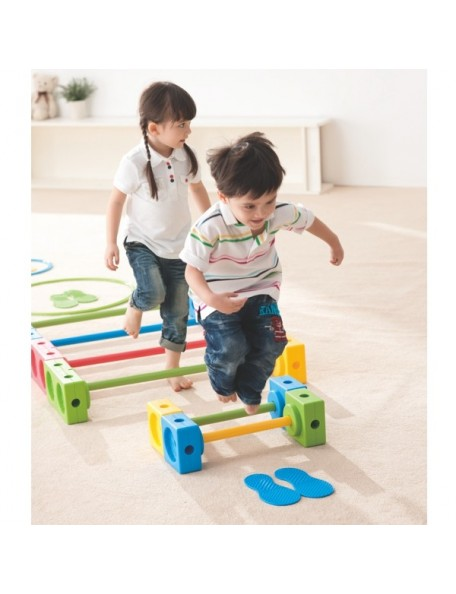 Kit d'apprentissage équilibre basique pour les enfants