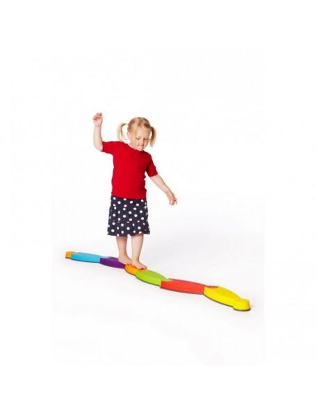 Set de 7 éléments rivière pour l'équilibre enfants