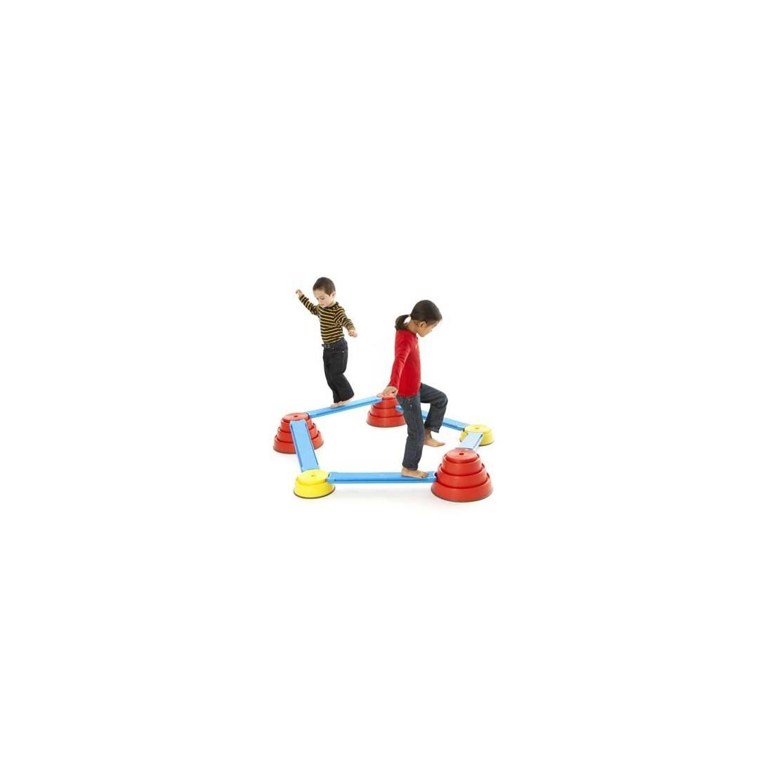 Set build n'balance débutant pour l'équilibre des enfants