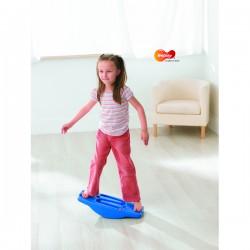 Le balancier d'équilibre pour les enfants, technique de coordination