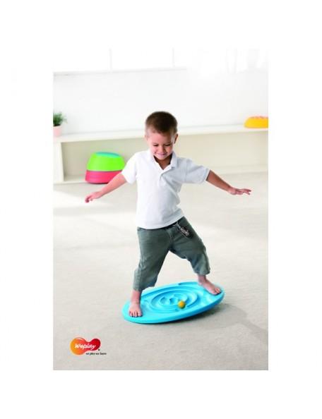 Le labyrinthe d'équilibre 2 en 1 pour la motricité des enfants