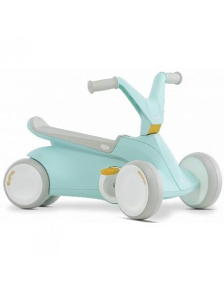 Kart à pédales bébé GO² menthe - 1