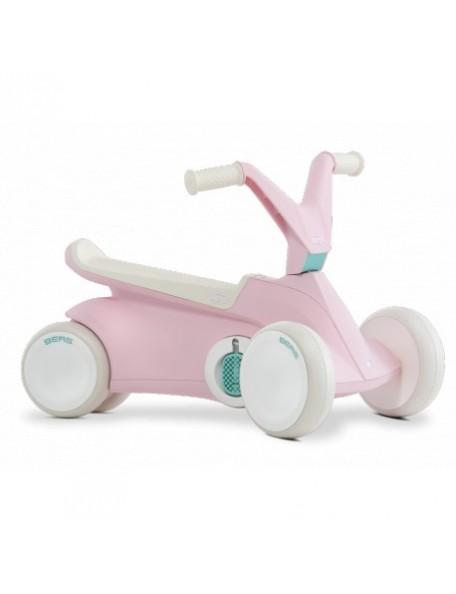 Kart à pédales bébé GO² rose - 1
