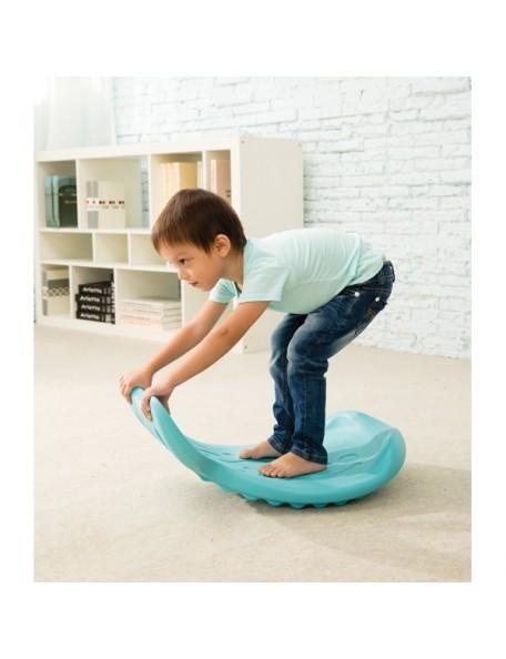 Planche d'équilibre pour jouer avec la motricité des enfants