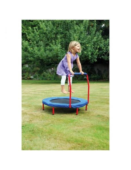 Trampoline facile pour l'équilibre en sautant des enfants en toute sécurité
