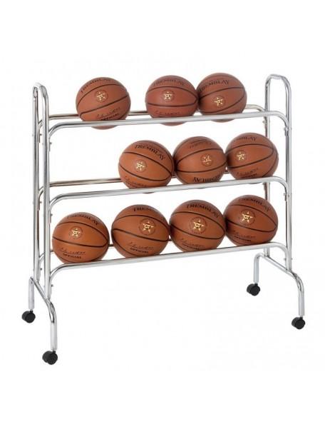 Rack à ballons de basket-ball - 1