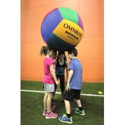 Ballon de Kin-ball Junior Multicolore Omnikin - 2