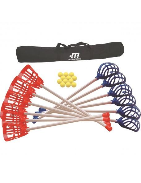 Kit Lacrosse, jeu spotif de crosse Québécoise