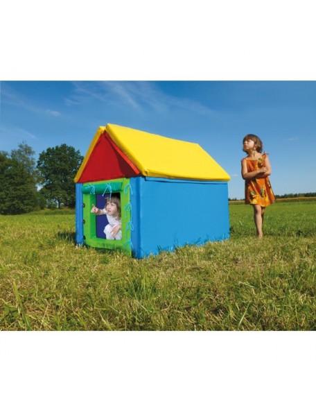Maison géante en mousse sécurisée pour les enfants. Maison géante en mousse pour les jeux d'enfants.