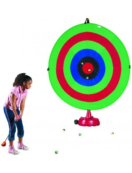 Cible géante pop-up pour les jeux enfants ou jeu de cible de golf