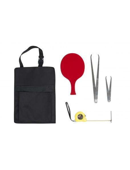 Kit arbitrage de jeu de boccia. Matériel de jeu de boccia avec le kit arbitre.