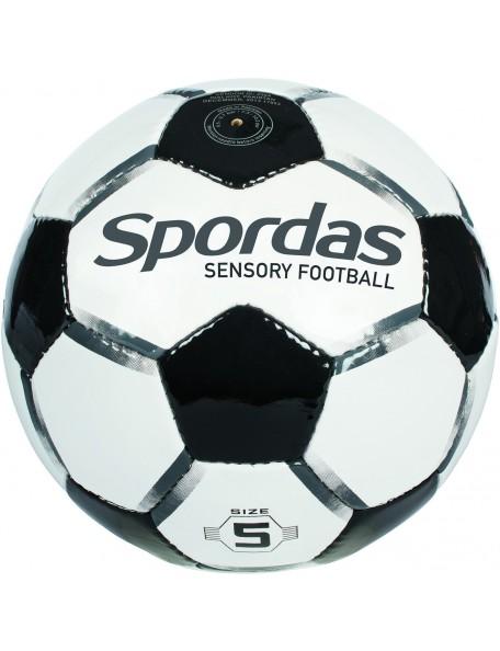 Ballon de football sensoriel pour les activités handisport de foot sensoriel